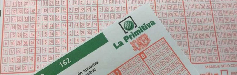 Лотерейный билет la-primitiva