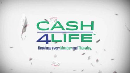 Отзывы о лотерее Cash4Life, правила игры, призы, шансы на выигрыш