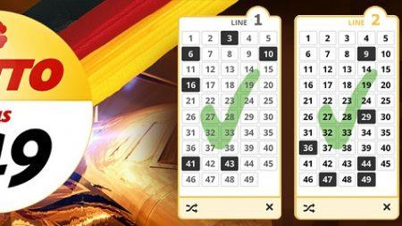 Описание Lotto 6 aus 49, где узнать результаты лото Германии