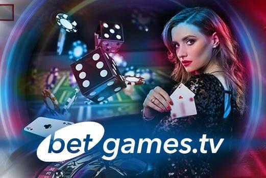новый дизайн BetGames.TV