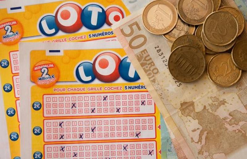 Победитель лотереи