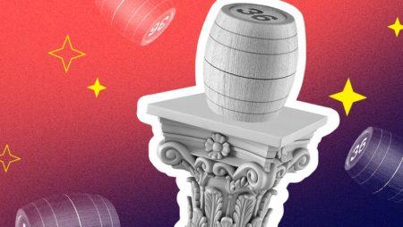 Музей «Столото» презентовал зал с числовыми лотереями