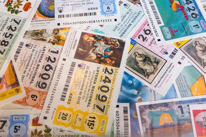 Испанская лотерея «Националь» и правила ее проведения